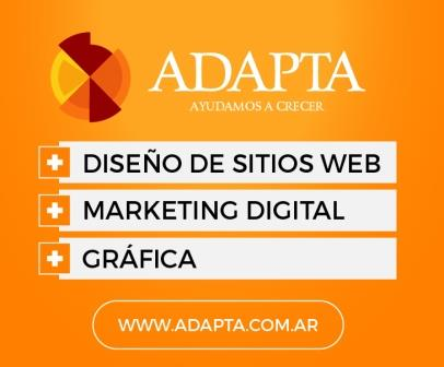 Adapta - Diseño Web, Grafica y Marketing