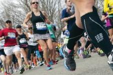 Maratón Solidaria en el Hipódromo de San Isidro