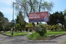 Remodelación de la Plaza Belgrano en Villa Adelina