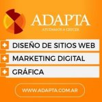 ADAPTA | Diseño Web + Gráfica + Marketing